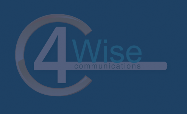 C4Wise Communications Web Design  blue_bg